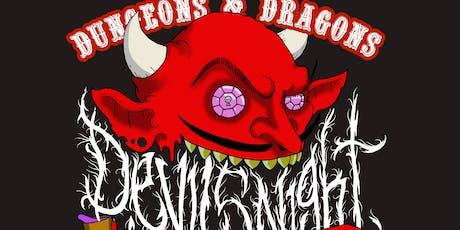 ATL D&D Bar Crawl IV: The Devil's Night tickets
