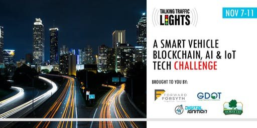 Talking Traffic Lights - Opening Reception & Mobility Marketplace