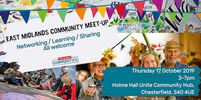 East Midlands Community meet up