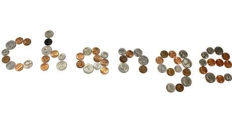 $eeking ¢hange Workshop: Discovering your Money Habits October 23, 2019  tickets