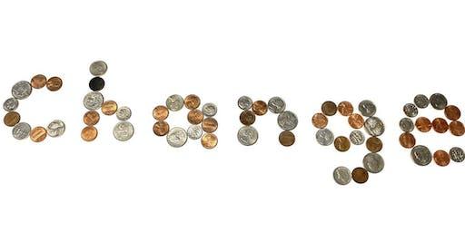 $eeking ¢hange Workshop: Discovering your Money Habits October 23, 2019
