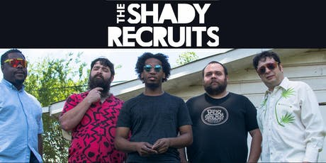 The Shady Recruits with Special Guests | Asheville Music Hall tickets