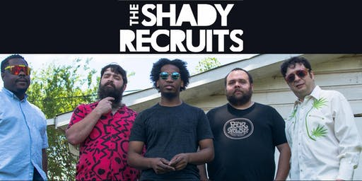 The Shady Recruits with Special Guests | Asheville Music Hall