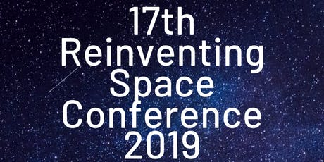 Reinventing Space Conference 2019 tickets