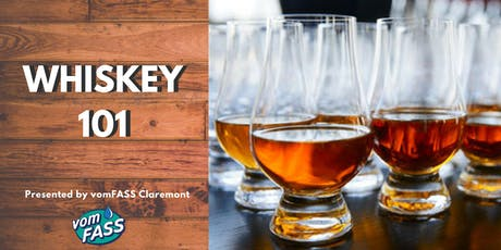 Whiskey 101  tickets