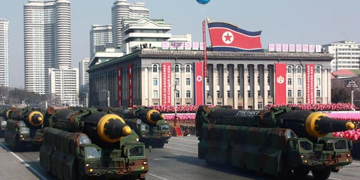 Korean Geopolitics Lecture: CIA Korea Center