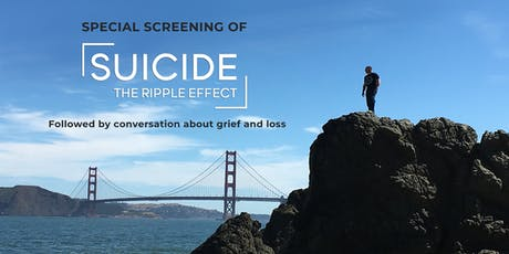 Special Screening of Suicide: The Ripple Effect tickets