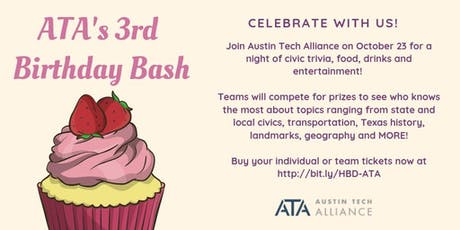 Civic Trivia and 3rd Birthday Bash! tickets