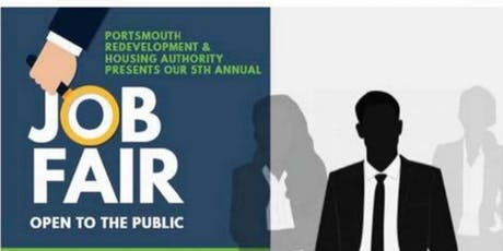 Portsmouth Redevelopment & Housing Authority 5th Annual Job Fair tickets