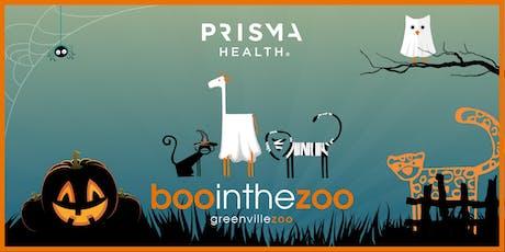 Prisma Health Boo in the Zoo tickets