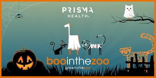Prisma Health Boo in the Zoo
