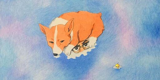 Dog Portraits with Kristofferson San Pablo