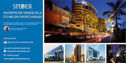 INVIERTE EN VENEZUELA  ¡TÚ MEJOR OPORTUNIDAD!