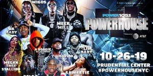 Power 105 Powerhouse After Party @ Rooftop 760