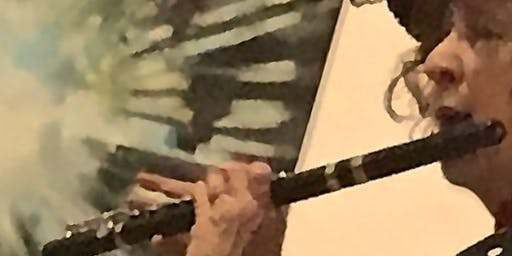 House Concert Flute and Guitar