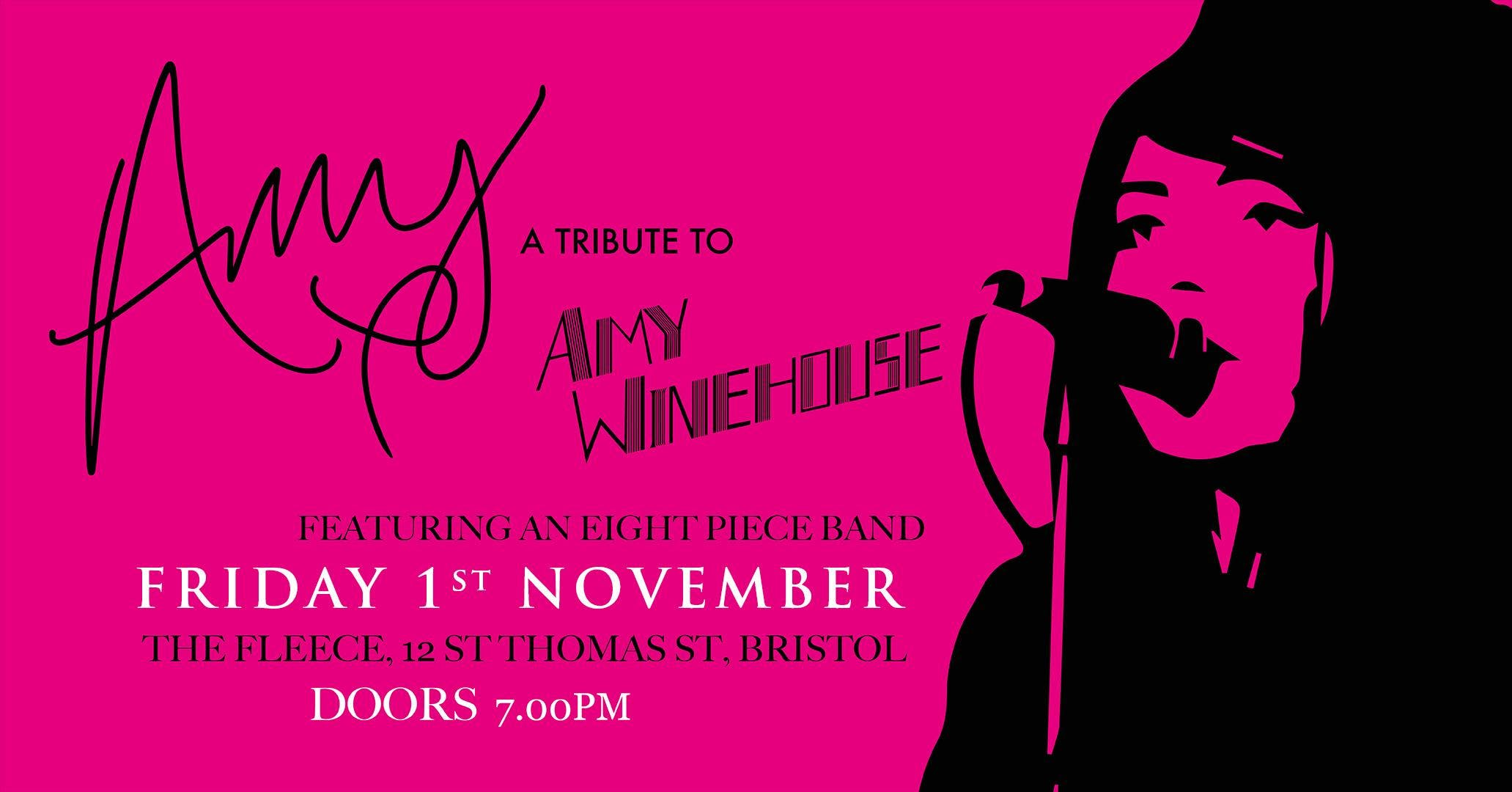 AMY a tribute to Amy Winehouse