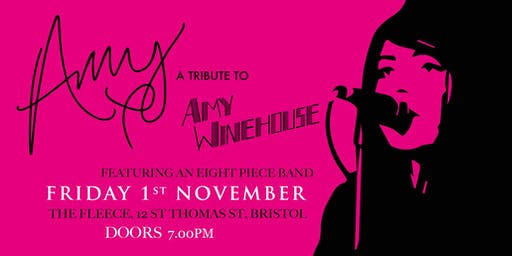 AMY: a tribute to Amy Winehouse