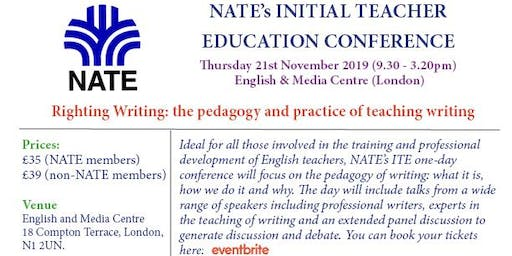 NATE Initial Teacher Education Conference