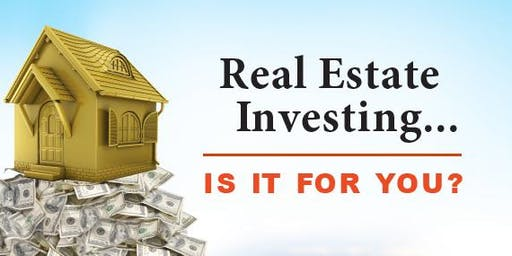Real Estate Investing - Is It For You? Beverly [FREE EVENT!]