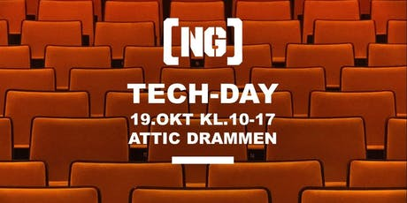 NG Tech Day 2019 tickets