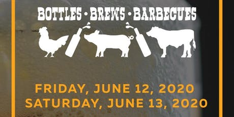Bottles, Brews and Barbecue tickets