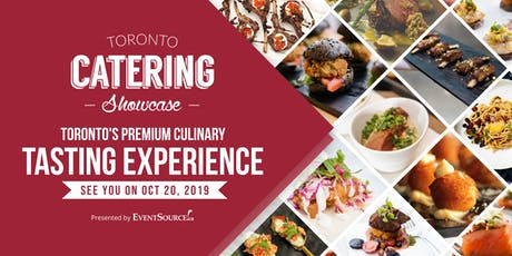 2019 Toronto Catering Showcase tickets