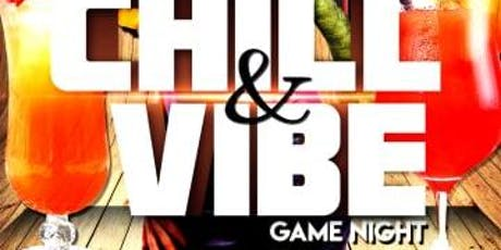 Chill & Vibe Patio tickets