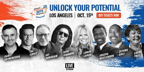 National Achievers Congress Los Angeles 2019 - Gary Vaynerchuk tickets