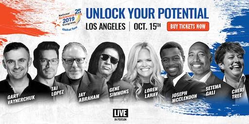 National Achievers Congress Los Angeles 2019 - Gary Vaynerchuk