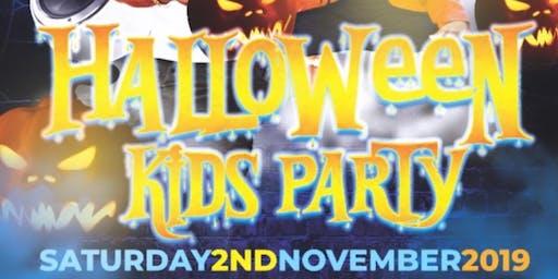 Halloween Kids Costume Party