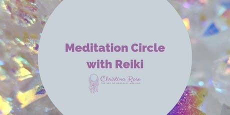 Meditation Circle with Reiki tickets