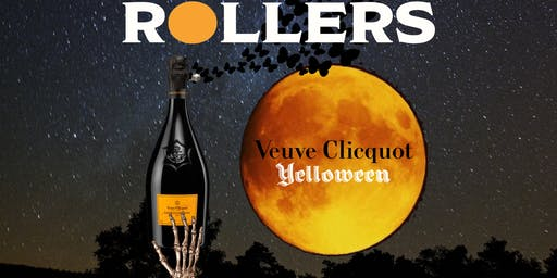 Yelloween Bash with Veuve Clicquot
