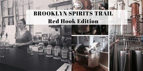 Brooklyn Spirits Trail - Red Hook Edition  tickets