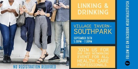 Southeast Psych's FREE Mental Health Networking Event! tickets