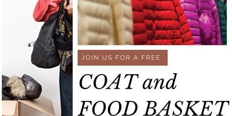 Coat and For Basket Pick-Up tickets