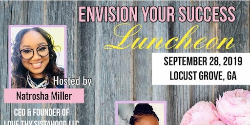 Envision your Success Luncheon