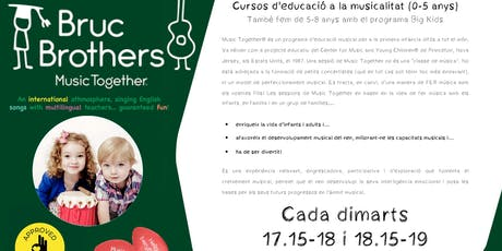 TALLER DE MUSIC TOGETHER entradas