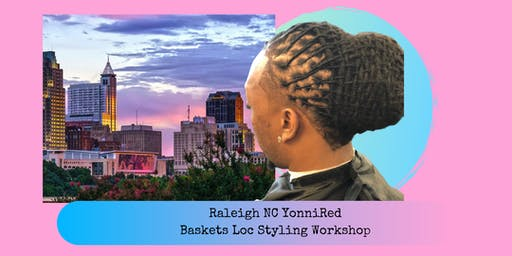 Raleigh Basket Weave Loc Styling Hands-On Workshop