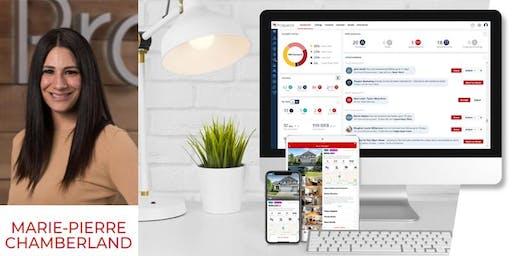 Atelier Prospects Mobile et Prospects CRM (23 octobre 2019) LONGUEUIL AM