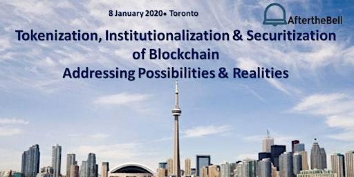 ATB: Tokenization, Institutionalization & Securitization of Blockchain