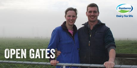 Fonterra Open Gates - Gregor & Lynne's Farm, Otago tickets