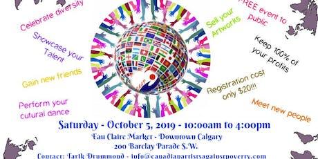 International Heart for Art tickets
