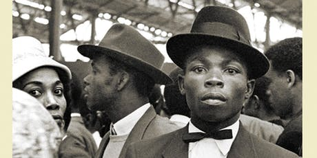 Homecoming: Voices of the Windrush Generation with author Colin Grant tickets
