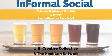 inFormal with Creative Collective & The Next Gen tickets