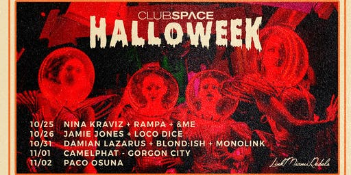 Halloweek 2019 All-Access Pass