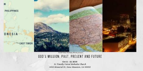 God's Mission; Past, Present, and Future tickets