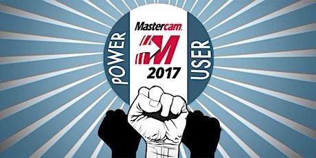 Mastercam Power User (KVCC - 2 Days) tickets
