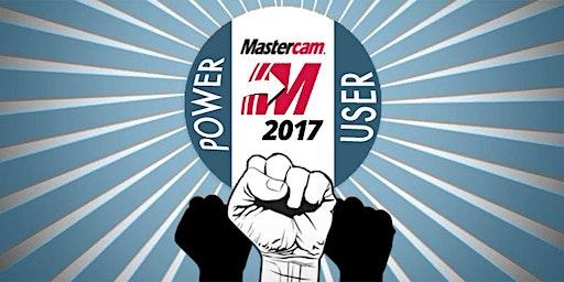 Mastercam Power User (KVCC - 2 Days)