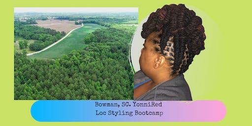 Bowman, SC Loc Extensions Workshop