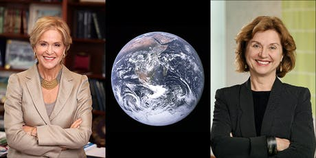 Climate Crisis and the Human Psyche: Judith Rodin and Elke Weber in Conversation tickets